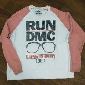 Run DMC crewneck sweatshirt American Rag XXL